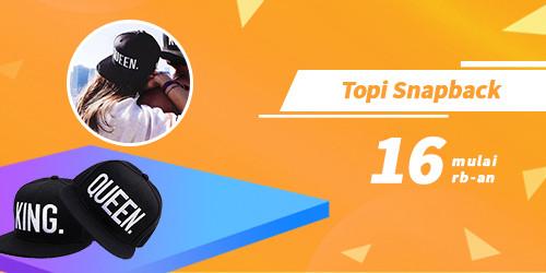 Topi Snapback