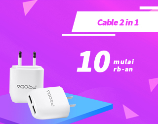 Cable 2 in 1