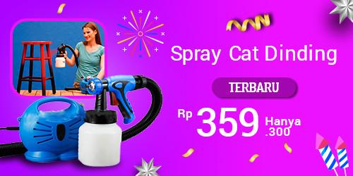 Spray Cat Dinding