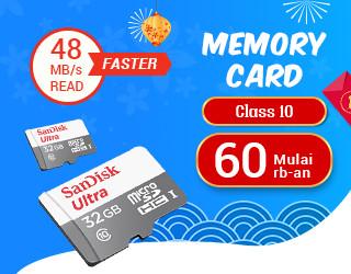 Memory Card Class 10