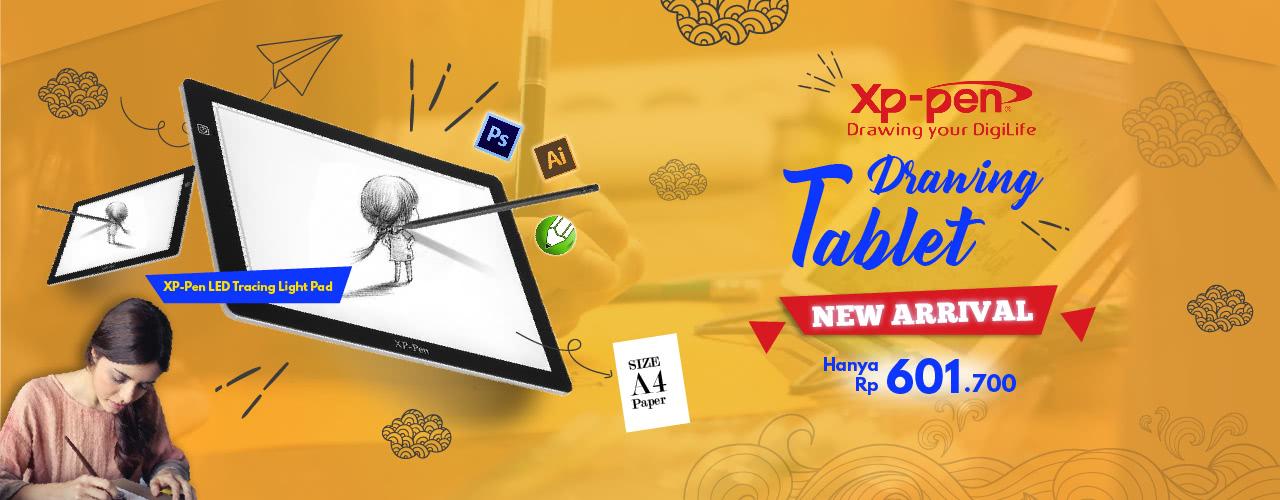 XP-Pen Digital Tablet
