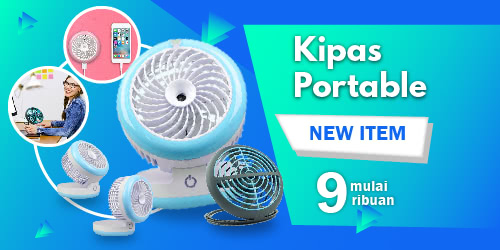 Kipas Portable