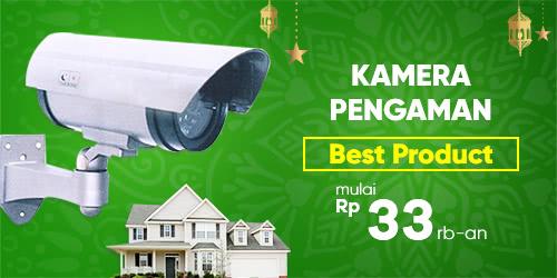 Kamera Pengaman CCTV