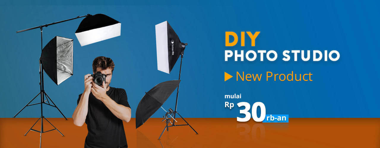 DIY Photo Studio Kit