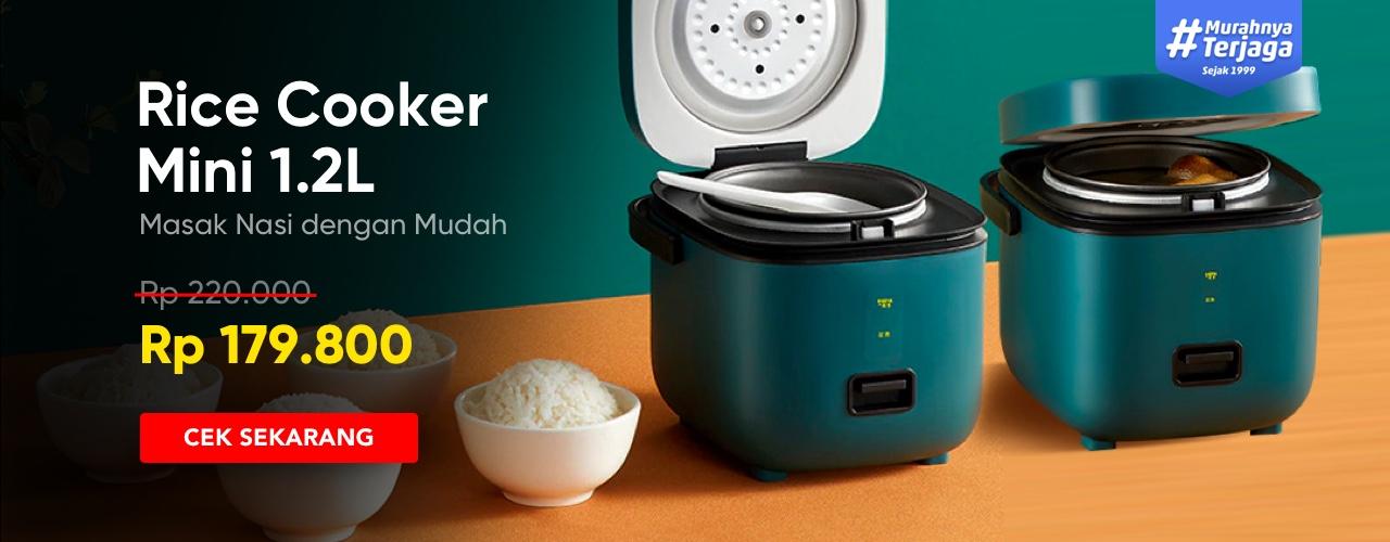 Rice Cooker Mini 1.2L