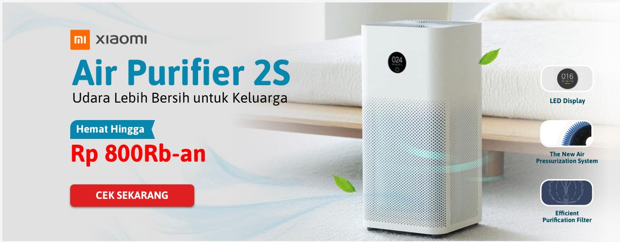 Air Purifier 2S
