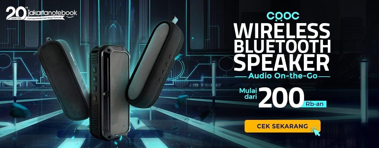 Speaker Bluetooth CRDC