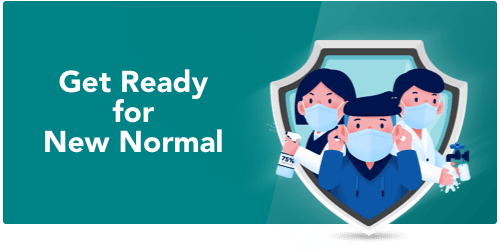 GET READY FOR NEW NORMAL