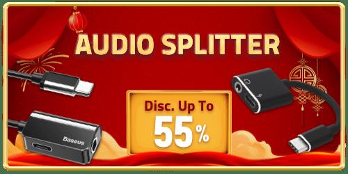 Audio Splliter