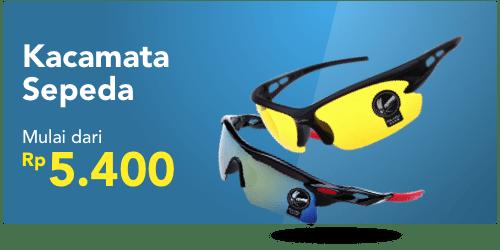 Kacamata Sepeda