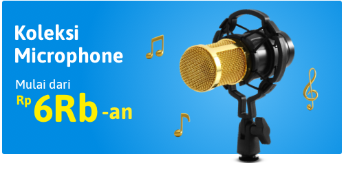 Koleksi Microphone
