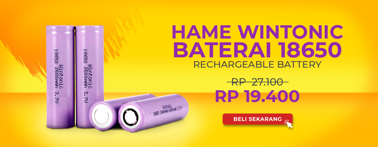 Baterai Hame Wintonic