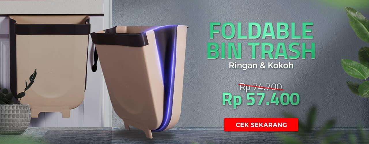 Foldable Bin Trash