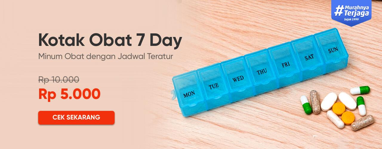 Kotak Obat 7 Day