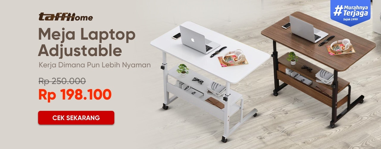 taffHOME Meja Laptop