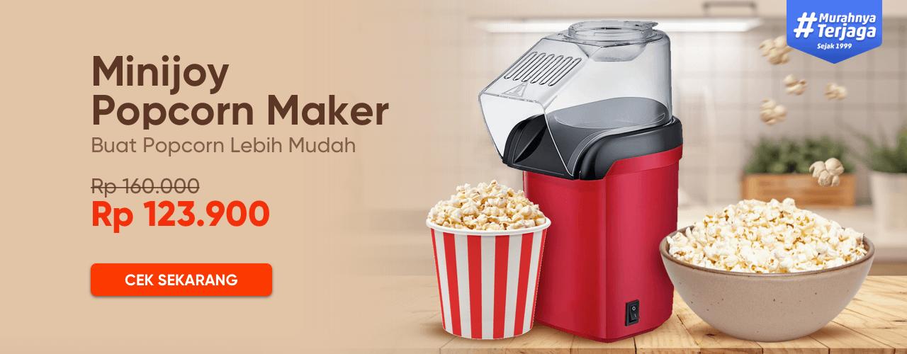 Minijoy Popcorn Maker