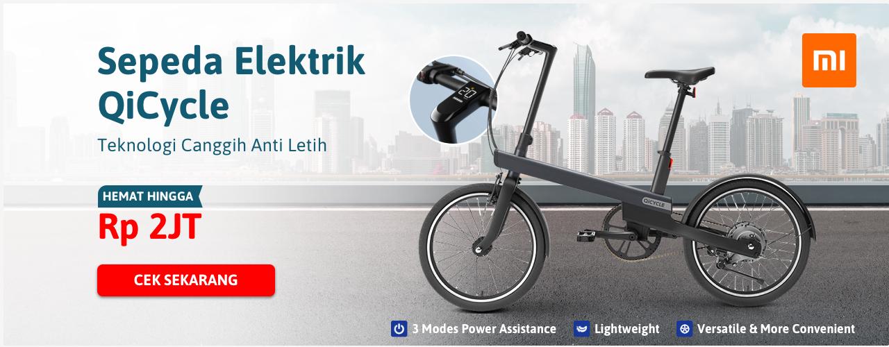 Sepeda Elektrik EC1
