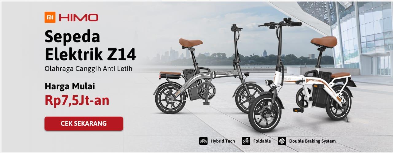 Sepeda Elektrik Z14