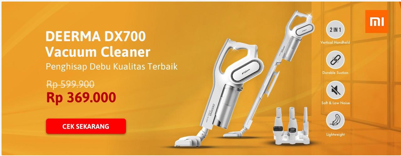Deerma Vacuum Cleaner