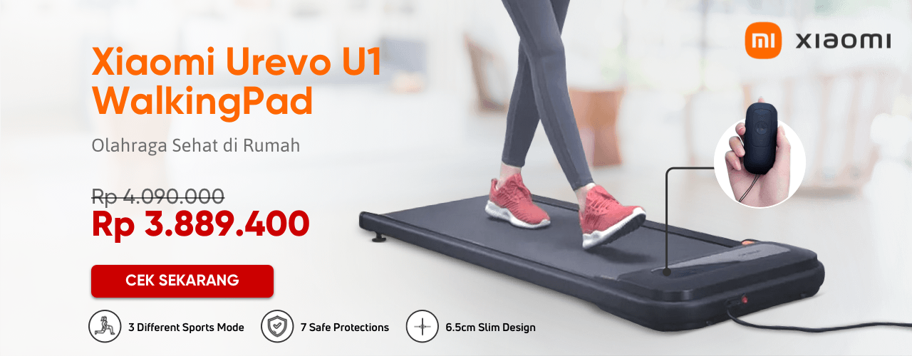Xiaomi WalkingPad Urevo U1