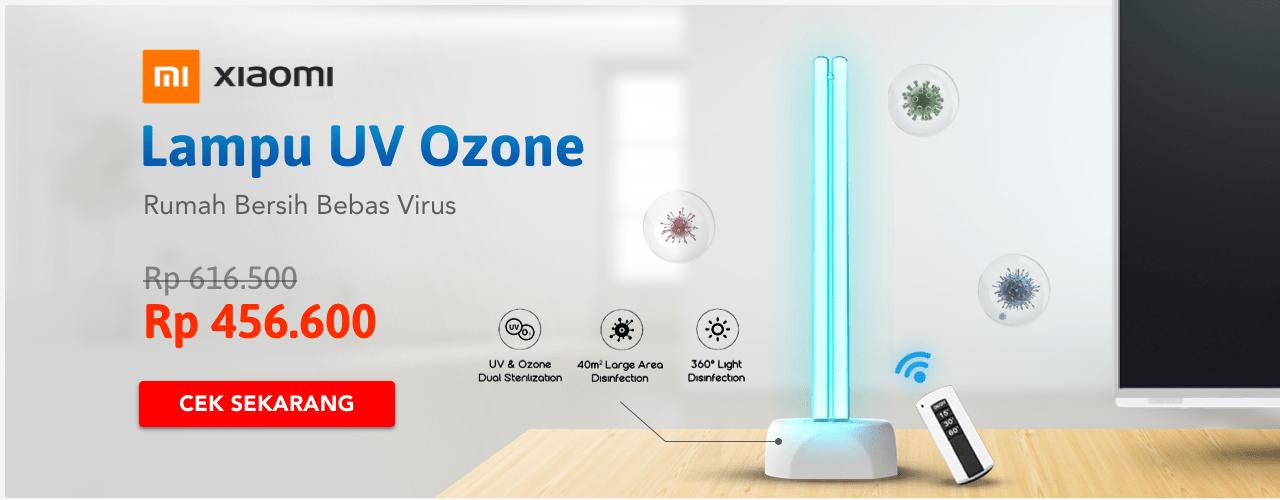 Lampu UV Ozone