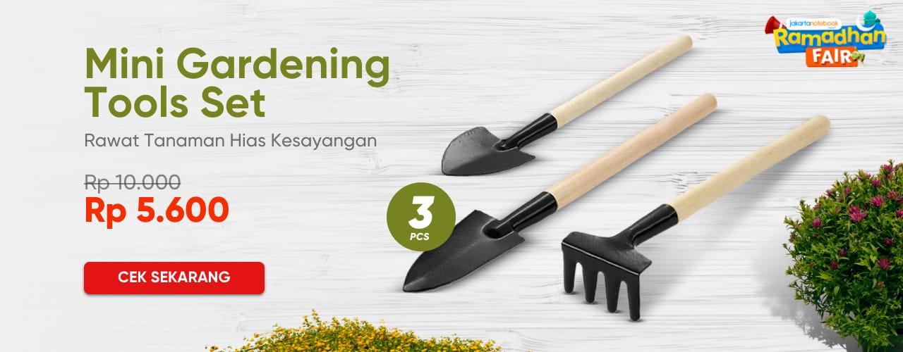 Mini Gardening Tools Set