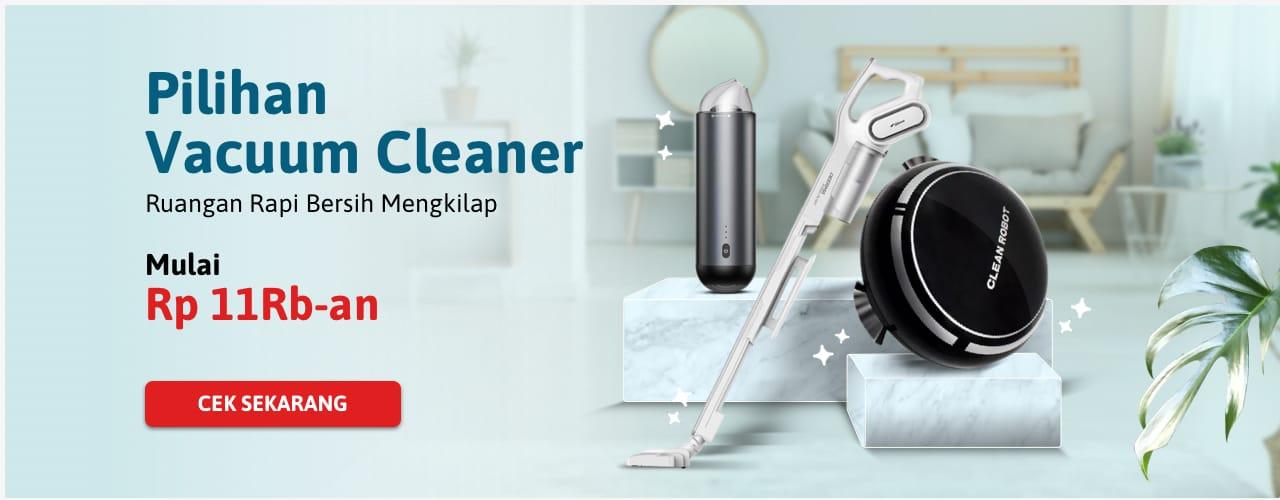 Pilihan Vacuum Cleaner