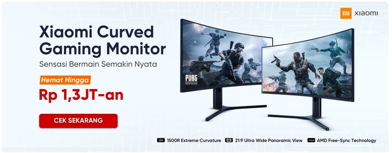 Xiaomi Curved Monitor