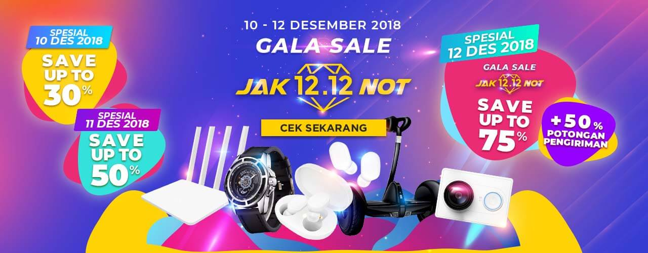 Gala Sale