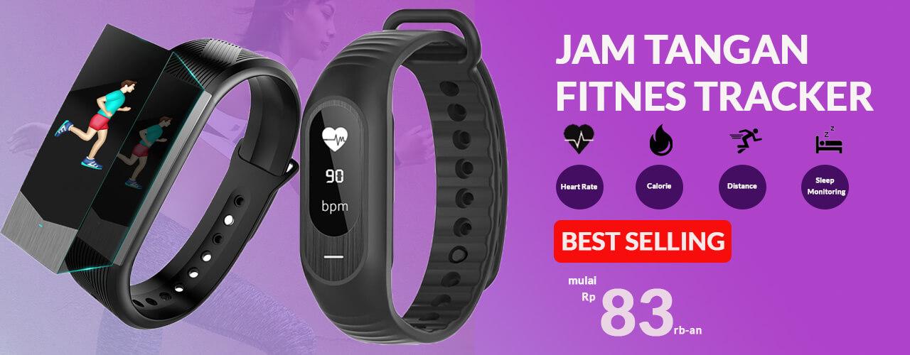Jam Tangan Fitnes Tracking
