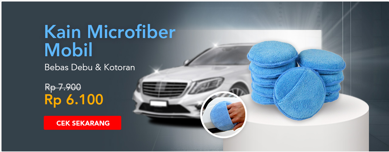 Kain Microfiber Mobil