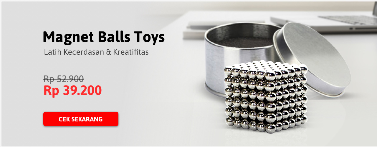 Magnetic Balls Toys