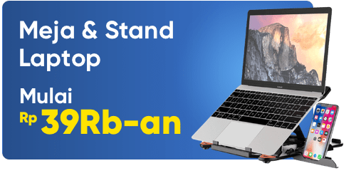 Meja & Stand Laptop