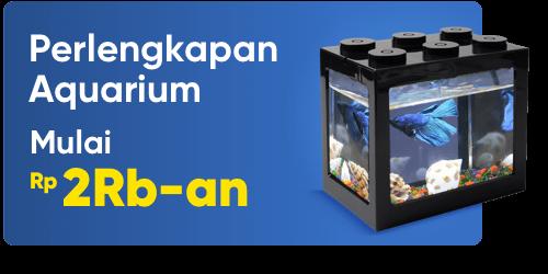 Perlengkapan Aquarium