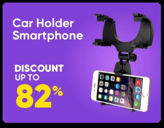 Car Holder Smartphone