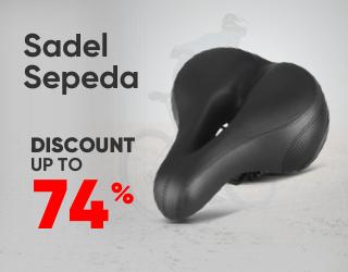 Sadel Sepeda