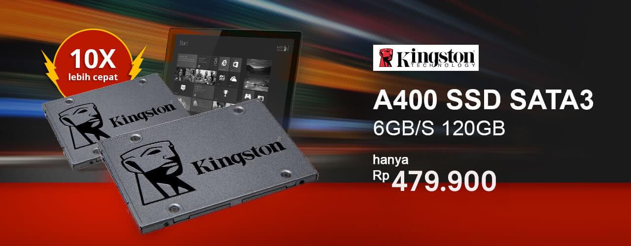 KINGSTON A400 SSD SATA3