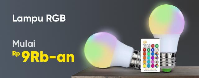 Lampu RGB