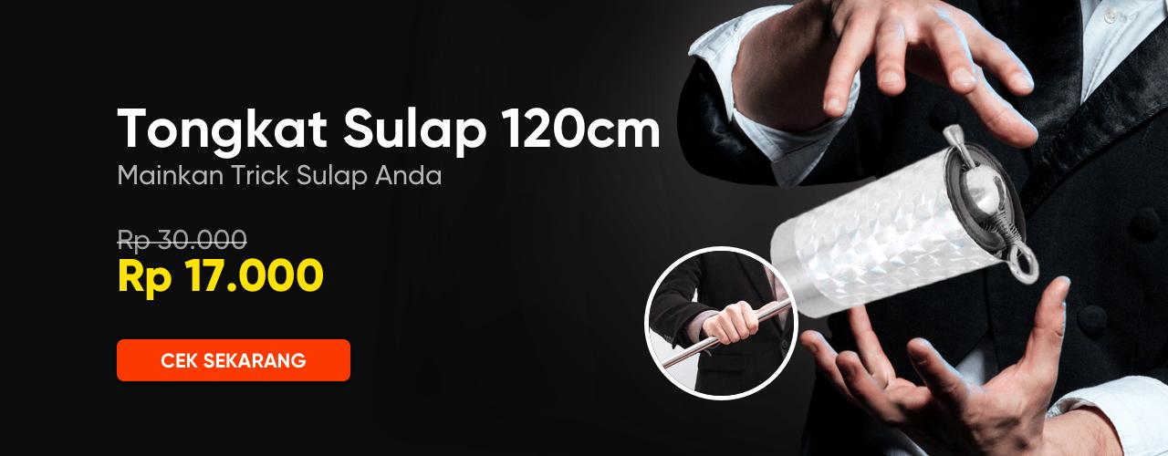 Tongkat Sulap 120cm