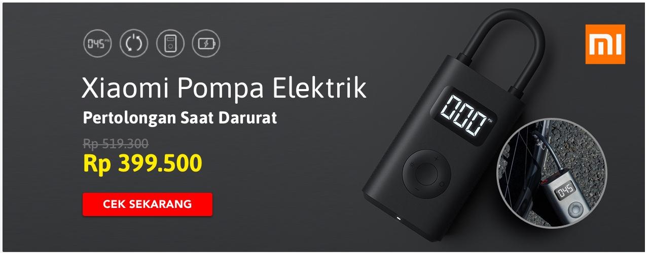 Xiaomi Pompa Elektrik