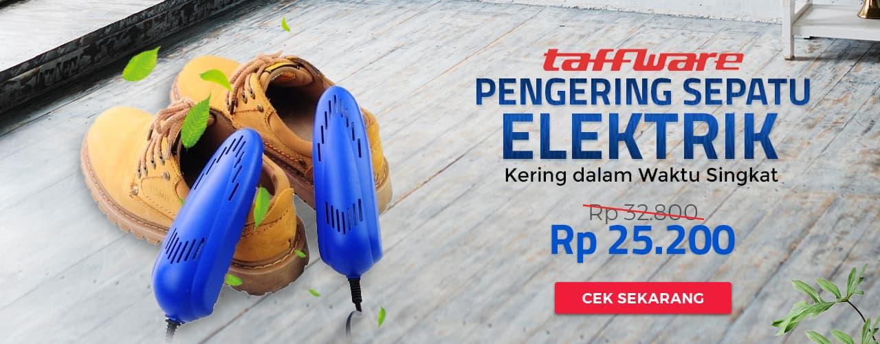 Pengering Sepatu Elektrik