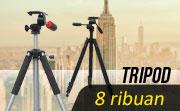 Tripod termurah hanya di Jakartanotebook.com