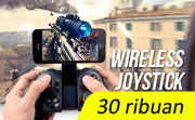 Wireless Gamepad Joystick Termurah Hanya Di JakartaNotebook