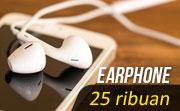 Earphone Terbaru dan Termurah Hanya di Jaknot
