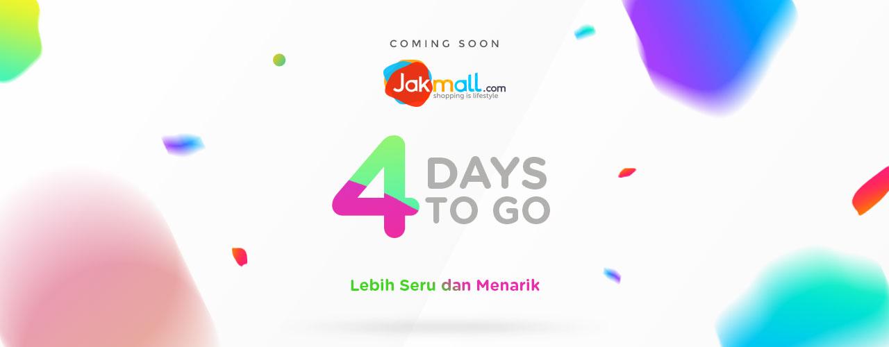 Jakmall Launching