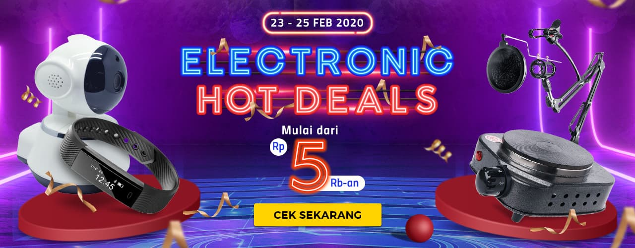 Electronic Hot Deals