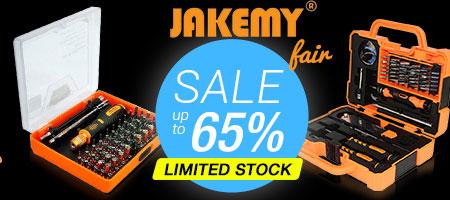 JAKEMY Fair