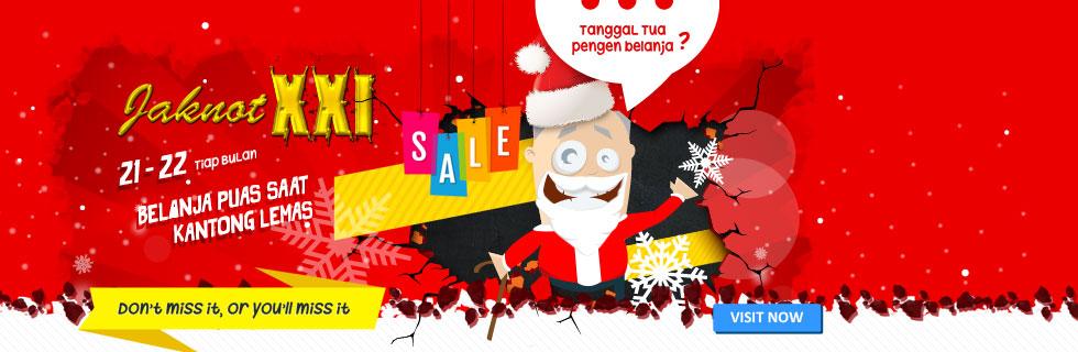 JAKNOT XXI Special Christmas