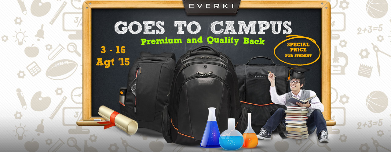 Visit EVERKI Goes to Campus