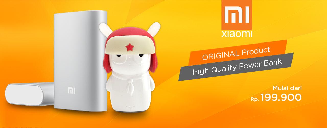 Xiaomi Power Bank Original